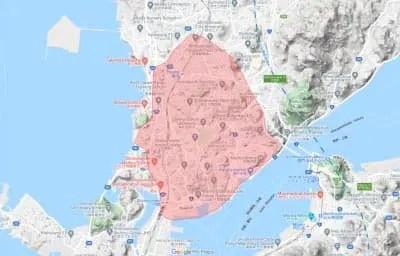 ウーバーイーツが下関・佐賀・飯塚3月上旬からスタート!