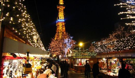 札幌ミュンヘンクリスマス市2017の期間と時間は?混雑具合も確認!