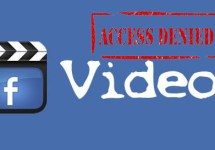 blokir video facebook - image