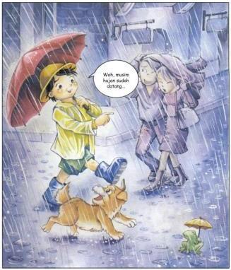 Inilah Fakta Menarik Tentang Hujan