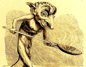 demon pan oil