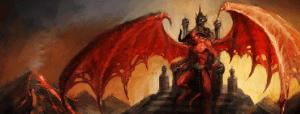 satan throne hell