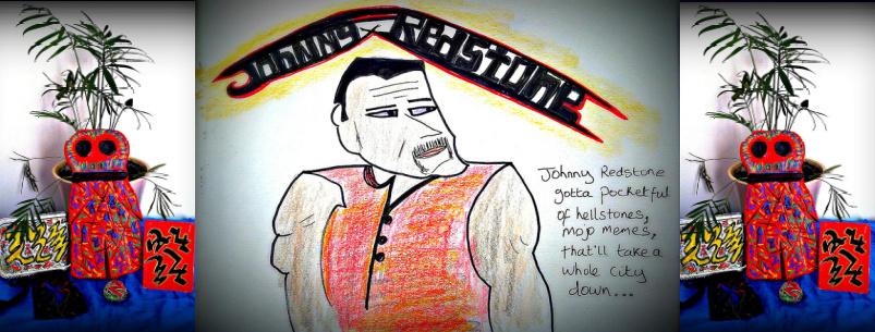 Johnny Redstone Midnite Mojo