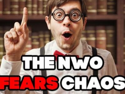 nwo fear chaos