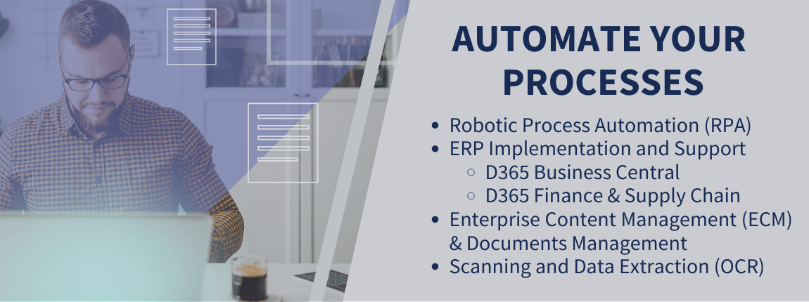 business process automation - Dokumentiv Canada