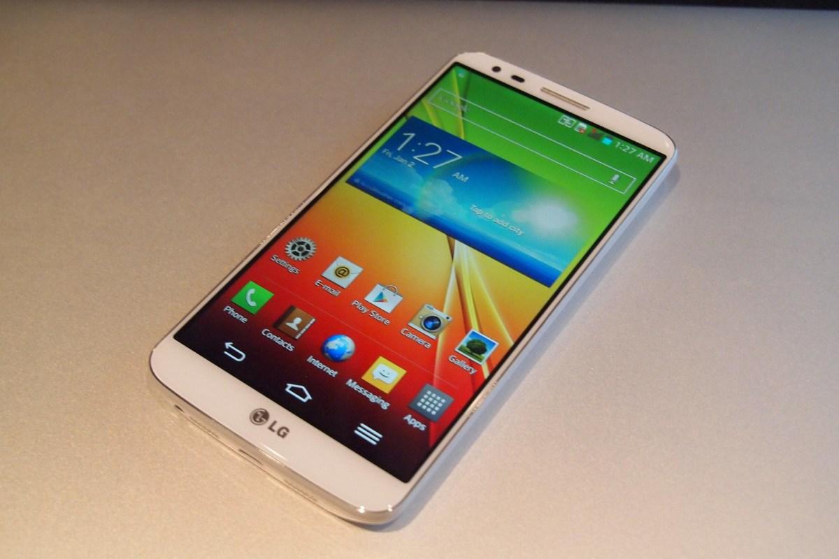 Lg G2 Orjinal Ekran Dokunmatik Değişimi Fiyatı