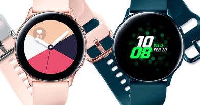 Samsung Galaxy Watch Active Akıllı Saat