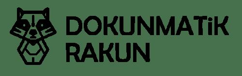 dokunmatik-rakun-logo-yatay