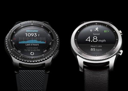 samsung gear s3 akıllı saat