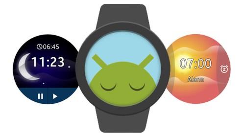 Samsung Galaxy Watch Sleep as Android Uygulaması