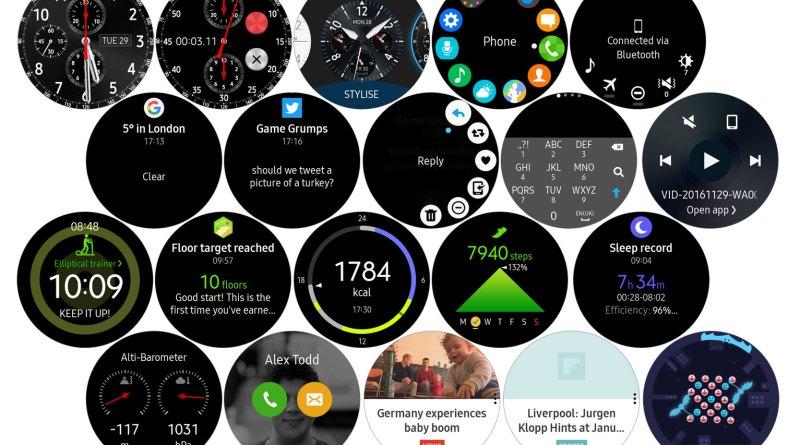 Samsung Gear Uygulamaları