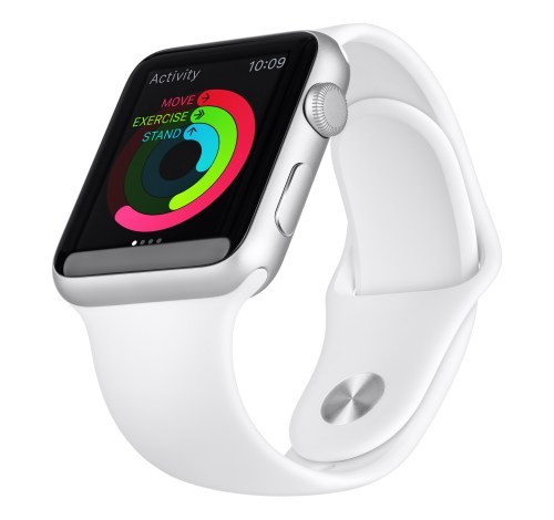 Apple Watch Aktivite Halkaları