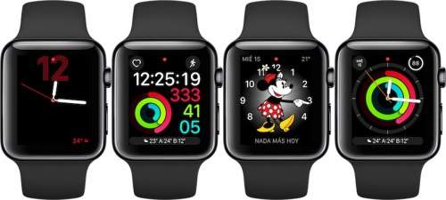 Apple Watch'a 3rd Party Saat Kadranları 2