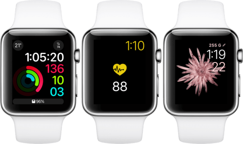 Apple Watch'a 3rd Party Saat Kadranları 3