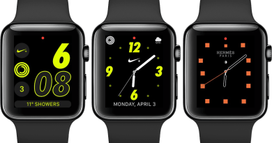 Apple Watch'a 3rd Party Saat Kadranları