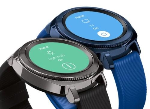Samsung Gear Akıllı Saat Tasarım