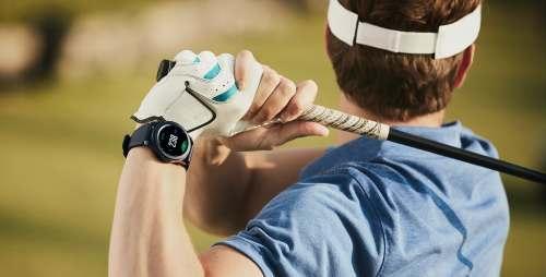 Samsung Gear S3 Golf