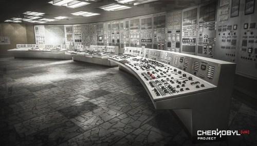 Çernobil VR Projesi