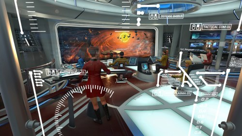 Star Trek Bridge Crew HTC Vive