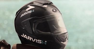 Jarvish X-AR Akıllı Motosiklet Kaskı