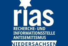 Logo Recherche- und Informationsstelle Antisemitismus (RIAS) Niedersachsen