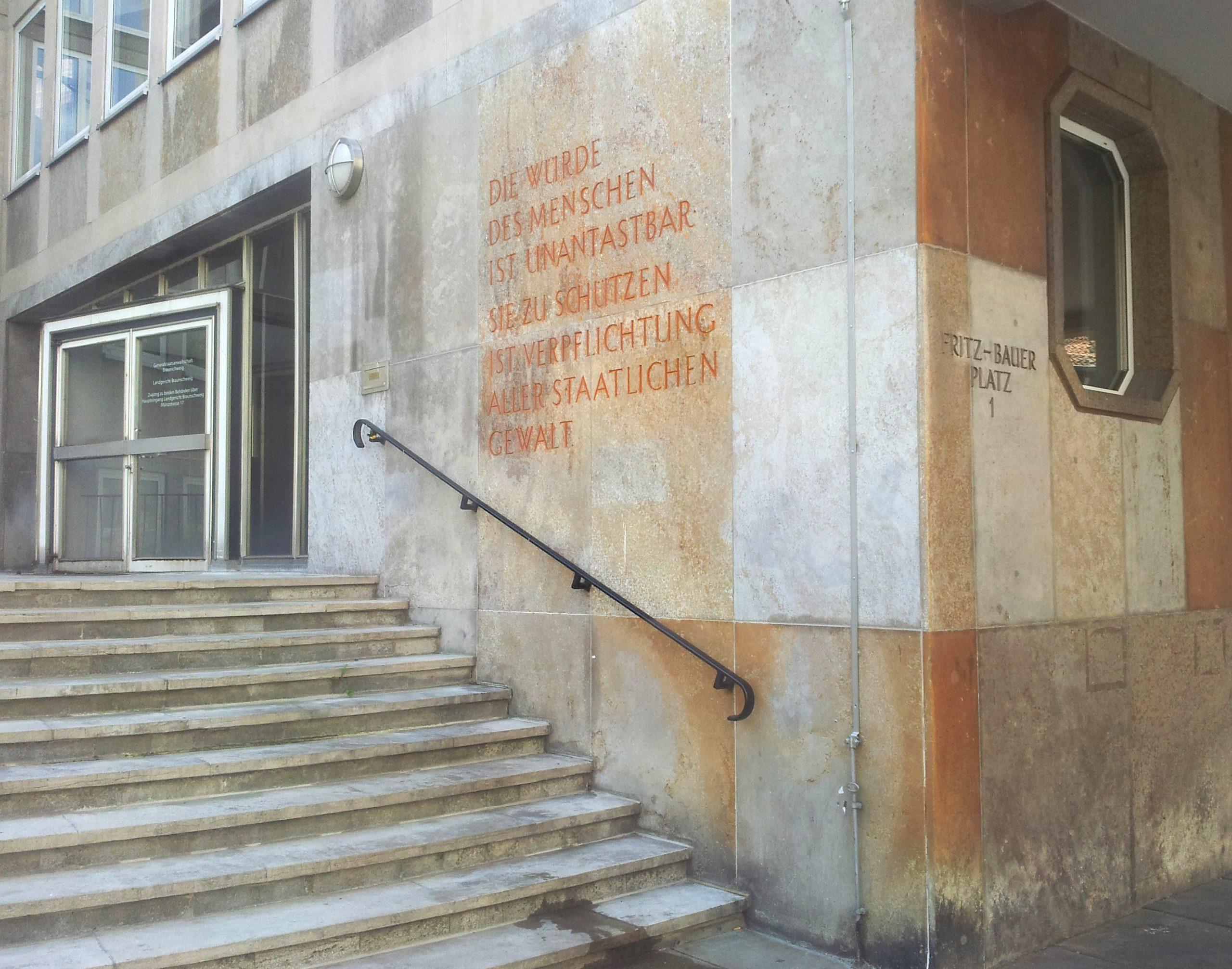 Generalstaatsanwaltschaft Braunschweig