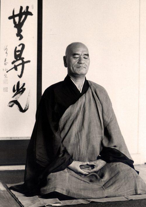 50 años del Zen en Europa