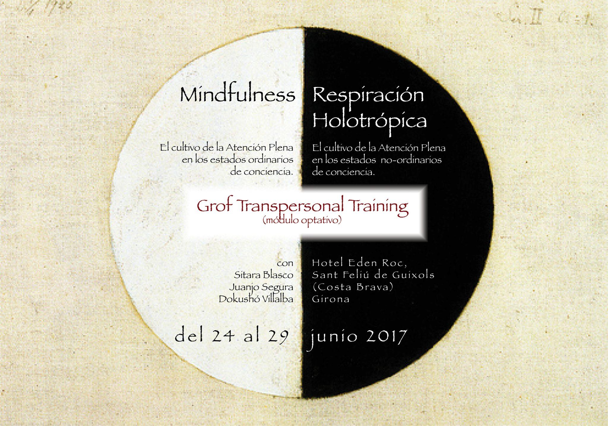 """Taller """"Mindfulness y Respiración Holotrópica"""""""