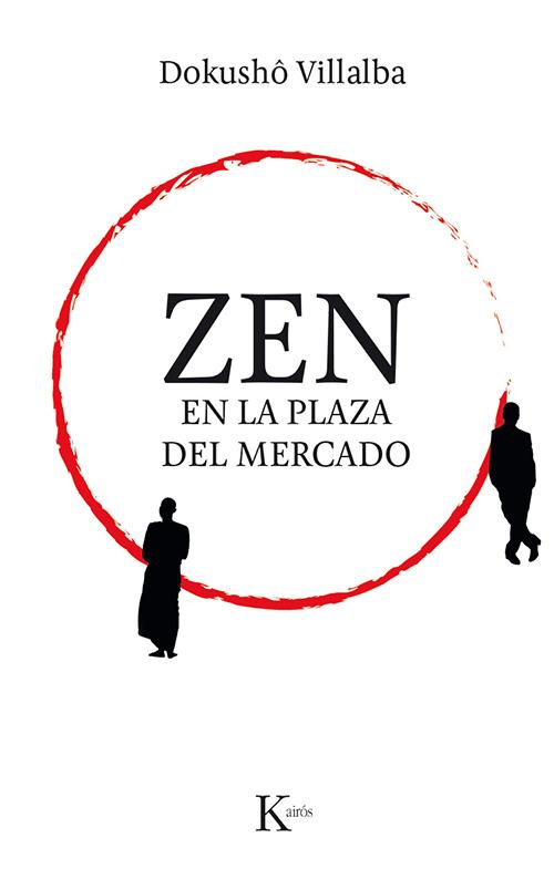 Zen en la plaza del mercado