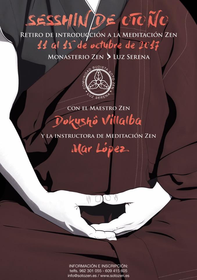 Retiro de introducción a la meditación zen