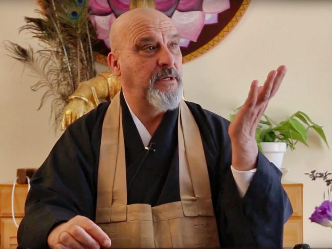 Sobre el significado de los rituales zen