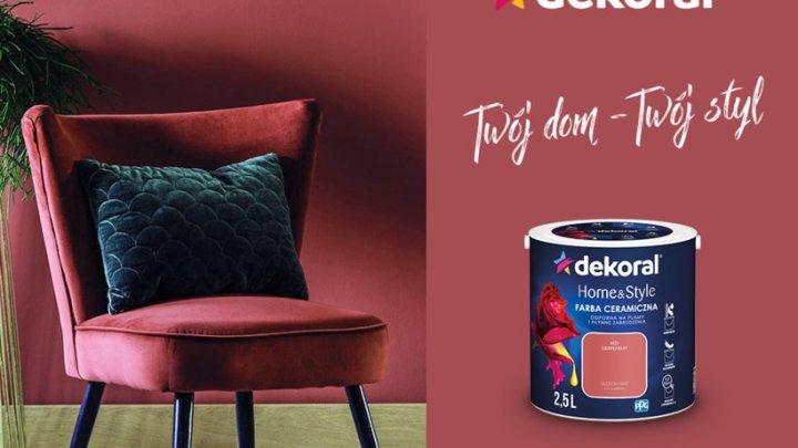 Nowość marki Dekoral