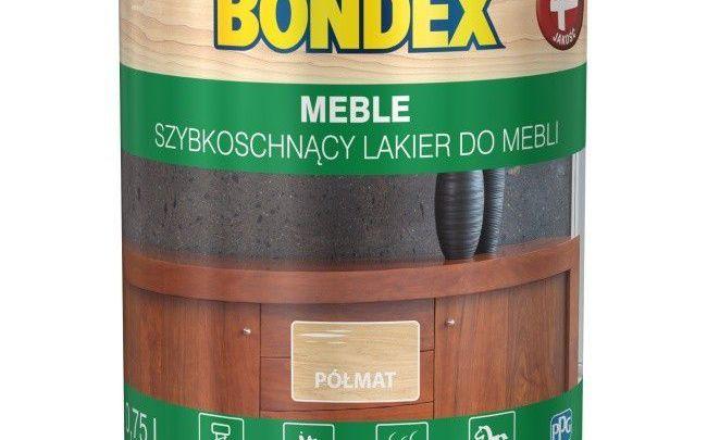 Nowy Lakier do mebli Bondex
