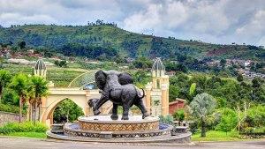 Kampung Gajah Kampung Gajah Cover - Dolan Dolen