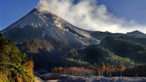 Taman Nasional Gunung Merapi Taman Nasional Gunung Merapi Cover - Dolan Dolen