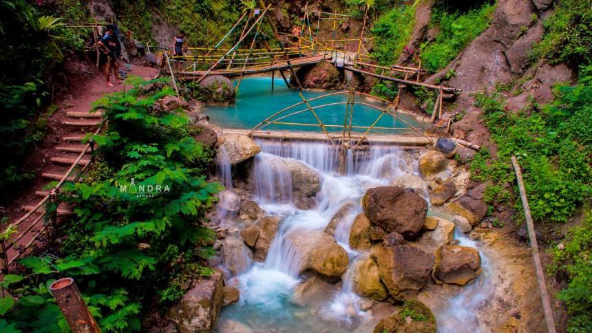 Wisata Alam Air Terjun Sri Gethuk 4 Desa Di Jogja