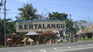 Desa Budaya Kertalangu Desa Budaya Kertalangu - Dolan Dolen