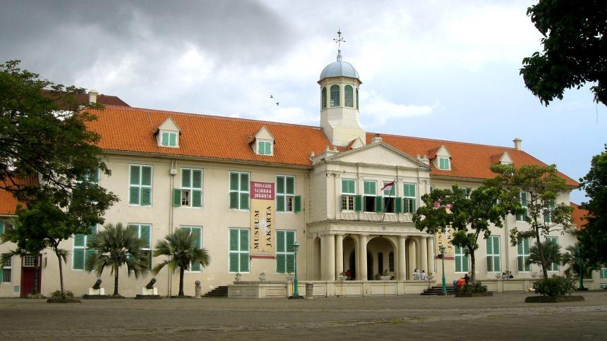 10 Wisata Bangunan Bersejarah Di Jakarta Yang INSTAGRAM ABLE