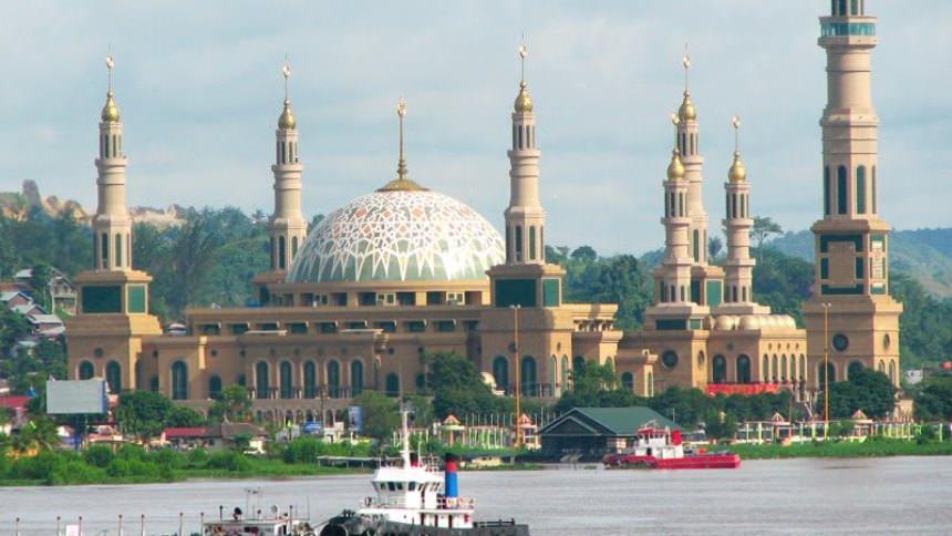 Masjid Islamic Center Lombok
