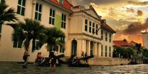 Wisata Bangunan Bersejarah Jakarta