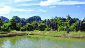 Pegunungan Karst Makassar
