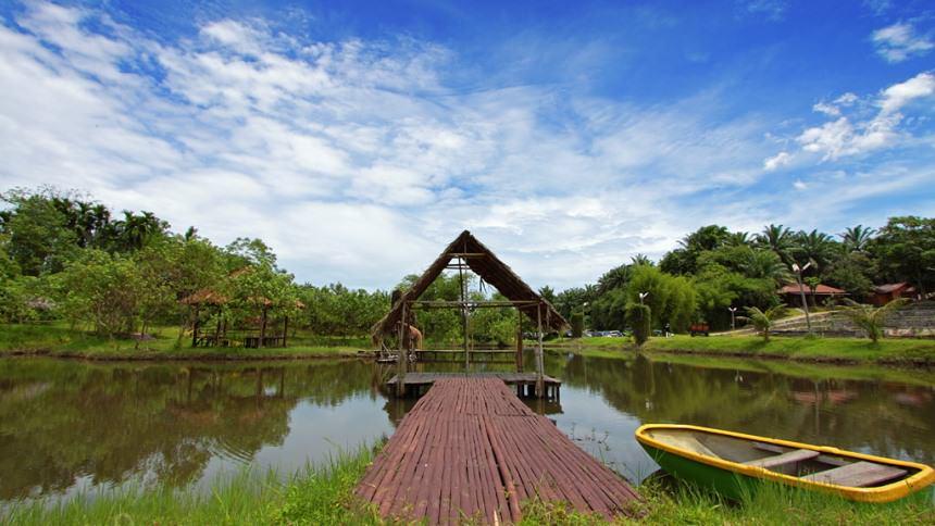 Kampung Ladang Deli Serdang