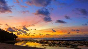 Pantai Sundak Sunrise