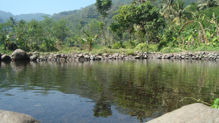 Sumber Mata Air Krabyakan