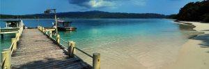 Menjelajahi Pulau Peucang di Banten