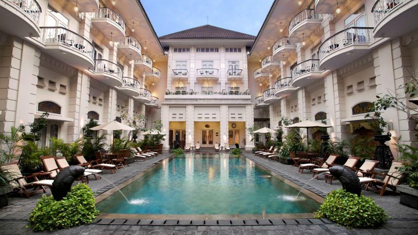 The Phoenix Hotel Yogyakarta The Phoenix Hotel Yogyakarta - Dolan Dolen