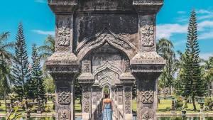 Taman Ujung, Karangasem, Karangasem, Bali - Dolandolen