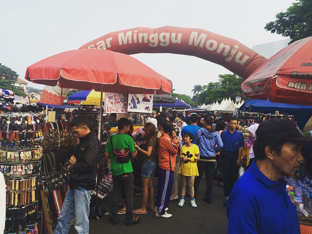 Pasar Minggu, Pasar Minggu Bandung, Bandung, Kota Bandung, Dolan Dolen, Dolaners Pasar Minggu via dhanabhebeg - Dolan Dolen
