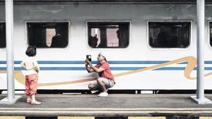 Stasiun Gubeng, Stasiun di Surabaya, Surabaya, Kota Surabaya, Dolan Dolen, Dolaners gubeng station - Dolan Dolen