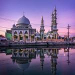 Masjid Jami' Nurul Mu'minin masjid jami nurul muminin - Dolan Dolen